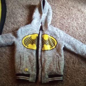 A Batman sweater